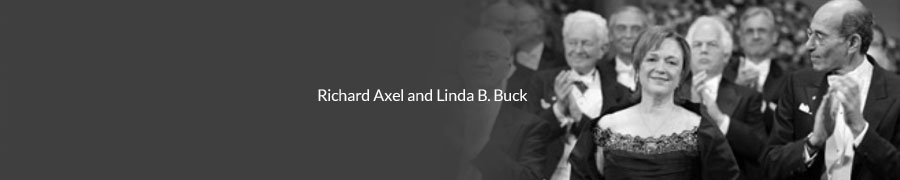 richard axel and linda B buck